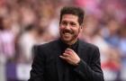 Diego Simeone đã trị được 'bệnh' của Atletico Madrid!