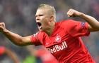 'Siêu cò' ra tay, Man United đành chào tạm biệt Haaland
