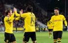 Tỏa sáng giúp Dortmund giành chiến thắng, Sancho làm được điều mà Messi chưa làm được