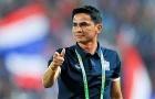 HLV Kiatisak chỉ ra 2 điều U23 Thái Lan phải làm để tiến sâu ở VCK châu Á