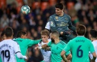 Hút chết trên 'Hang dơi', Real Madrid lỡ cơ hội soán ngôi đầu của Barca