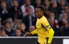 Sanches: 'Paris Saint-Germain muốn chiêu mộ tôi vào năm 2018'