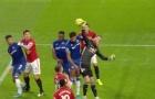 XONG! De Gea tung bằng chứng tố cáo cầu thủ Everton phạm lỗi quá rõ