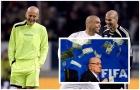 12 quả đầu trọc nổi tiếng nhất thế giới bóng đá: 'Trùm áo đen' và nỗi hổ thẹn FIFA