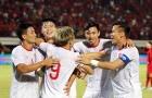 CHÍNH THỨC: ĐT Việt Nam duy trì thứ hạng cao, tiếp tục bỏ xa Thái Lan trên BXH FIFA