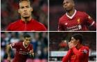 Minamino và 4 'người tình mùa Đông' đỉnh cao của Liverpool