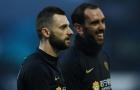 Nhìn hình ảnh này, ai dám nói cựu sao Atletico Madrid muốn rời Inter Milan?