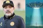 Maradona: 'Tôi từng bị đĩa bay bắt cóc, mất trinh tiết năm 13 tuổi'