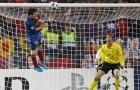 'Pha đánh đầu của Messi vào lưới M.U 10 năm trước đẹp hơn bàn của Ronaldo'
