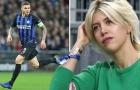 Vợ Icardi: 'Anh ấy không thèm đụng vào tôi nếu CLB thua trận'