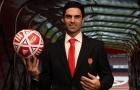 Arteta và hành trình 'giải cứu' Arsenal với 5 thương vụ 'ngon bổ rẻ'