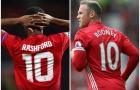 Sau 1 thập kỷ, các số áo 'trứ danh' tại Man Utd đã đổi chủ thế nào?