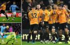 Thẻ đỏ oan nghiệt, Man City thua ngược cay đắng trước Wolves