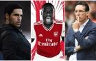 Trở lại Arsenal nắm quyền, Arteta bắt rõ 'bệnh' của bom tấn Pepe