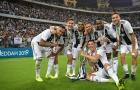 Ronaldo bạc trắng đầu trong ngày Juventus vô địch Supercoppa Italiana