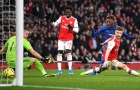Saka '3 lần hụt hơi', Willian dễ dàng giúp Abraham kết liễu Arsenal
