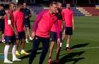 Sao Barca nhận tin vui, trọng trách lớn lao ngay trước thềm năm mới