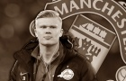 Bạn đã biết 'giá trị' của việc Man Utd từ chối Erling Haaland?