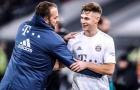Chấm dứt tranh cãi, đã rõ vị trí thi đấu của Kimmich ở Bayern