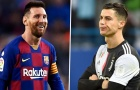 ĐHTB bóng đá châu Âu lượt đi mùa giải 2019/2020