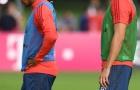 2 trụ cột trở lại, Bayern đã sẵn sàng tăng tốc ở giai đoạn lượt về