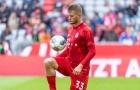 'Không có nơi nào tốt hơn cho tôi ngoài Bayern Munich'