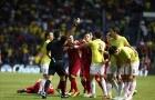 Tát Văn Hậu, đạp giò Ngọc Hải - 'Thánh đá xấu' của Thái Lan bật bãi khỏi J-League