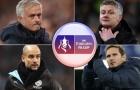 CHÍNH THỨC! Bốc thăm vòng 4 FA Cup: 'Ác mộng' cho Man Utd, Mourinho
