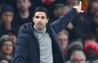 'Arteta thích cậu ấy, người sắp trở lại Chelsea'