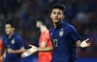 Thắng tưng bừng Bahrain, U23 Thái Lan vươn lên dẫn đầu bảng A