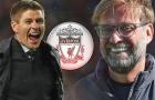 Sau tất cả, Gerrard nói lời thật lòng về việc thay Klopp dẫn dắt Liverpool