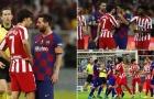 Messi - Suarez nóng máu, dằn mặt 'đàn em Ronaldo' ngay trên sân