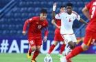Bỏ lỡ nhiều cơ hội, U23 Việt Nam chưa thể 'rửa hận' Asiad với UAE