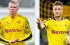Reus: 'Kể từ thời của Lewandowski, Dortmund chưa có một tiền đạo như cậu ta'