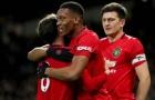 Người TBN tìm lại cảm hứng, Man Utd vùi dập đối thủ trên sân nhà