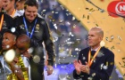 Một lần nữa, Zinedine Zidane là vua của những trận chung kết!