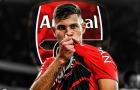 Chủ tịch đăng đàn tuyên bố: 'Arsenal quan tâm đến cậu ấy'