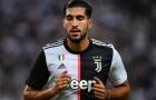 Hàng thủ Juventus tan nát, liệu Sarri có còn nhớ Emre Can?