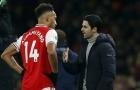 Aubameyang vắng mặt trận Sheffield? Đừng lo, Arsenal đã có 'Henry đệ nhị'