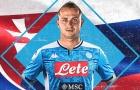 CHÍNH THỨC: Napoli ký hợp đồng với Stanislav Lobotka