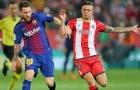 Messi: 'Cậu ta là hậu vệ khó chịu nhất mà tôi từng đối mặt'