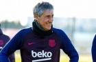 Setien ra lệnh, Barca đóng cửa vụ 'quái thú' 15 triệu Man Utd khao khát