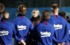 Tân thuyền trưởng Barca làm 1 điều với các cầu thủ khiến CĐV phát sốt
