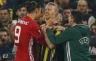 """Từ """"kẻ thù"""" hóa đồng đội, sao AC Milan nói điều thật lòng về Ibrahimovic"""