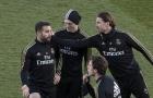 Zidane nhận tin cực vui, Real tự tin 'nghiền nát' Sevilla