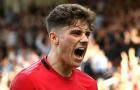 Daniel James: 'Man Utd không phải đội chiếu dưới so với Liverpool'