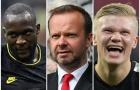 Từ Lukaku đến Haaland: Man Utd và Ed Woodward không sai