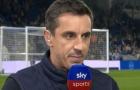 Neville: 'Cậu ấy nên là sự lựa chọn thứ tư tại Man United'