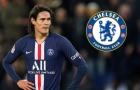 Lampard lên tiếng về khả năng chiêu mộ Cavani