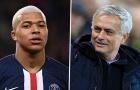 Khủng hoảng tiền đạo, Mourinho nói lời không ai ngờ về Mbappe